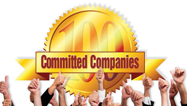 July 2011: 100 Committed Companies