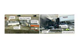 NTSB crash investigation
