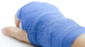 hand injury and safety standards