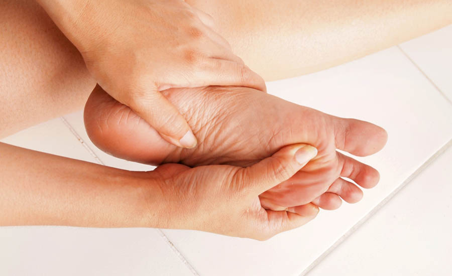 You don't have to live with foot pain