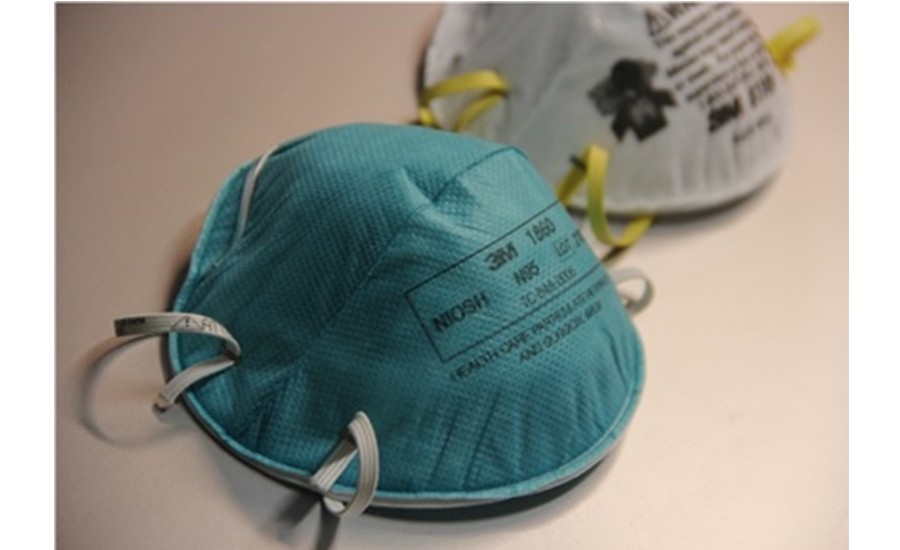 Research studies global use of disposable respirators