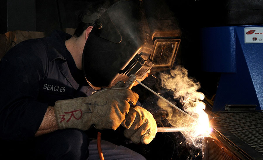 Know Your Welding Personal Protective Equipment Ppe 2018 04 24 Ishn