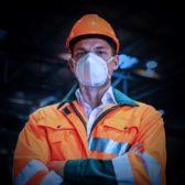Avery worker respirator