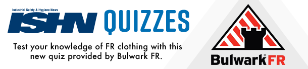 ISHN 2019 Bulwark Quiz on FR