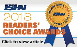 ISHN Readers Choice Awards Winners 2018