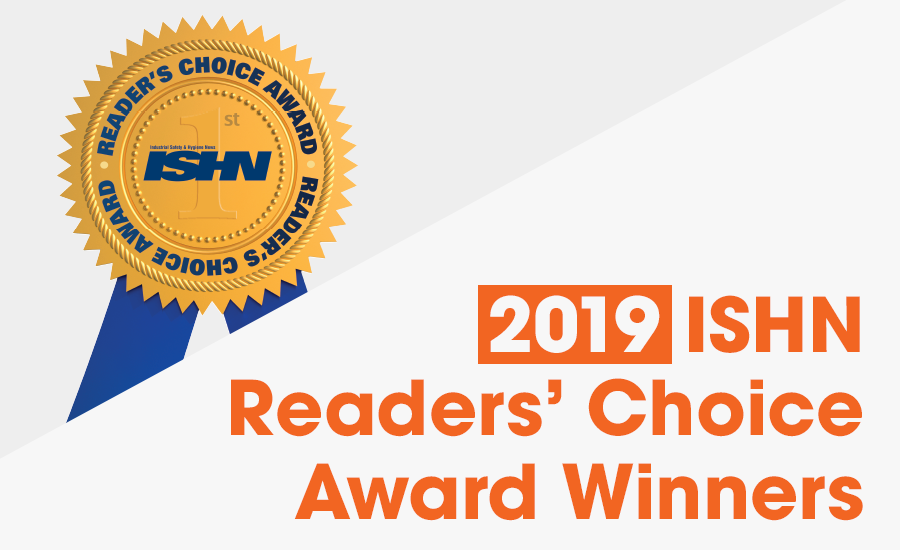 2019 Readers' Choice Awards Winners: Best PPE, safety equipment products