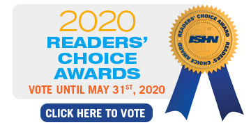 ISHN Readers' Choice Awards 2020 product voting