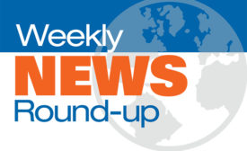 Weekly news round-up