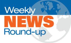 Weekly news round-up