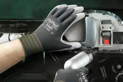 Don't overestimate glove performance