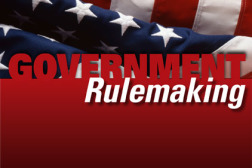 Government rulemaking