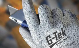 work glove selection