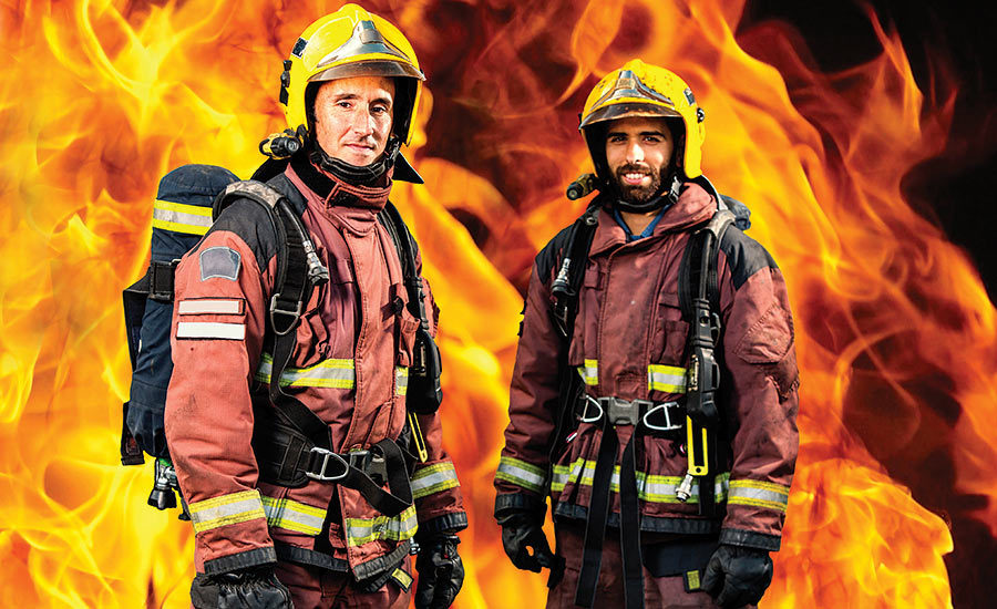 68084c404524 Fit is critical when choosing flame-resistant clothing