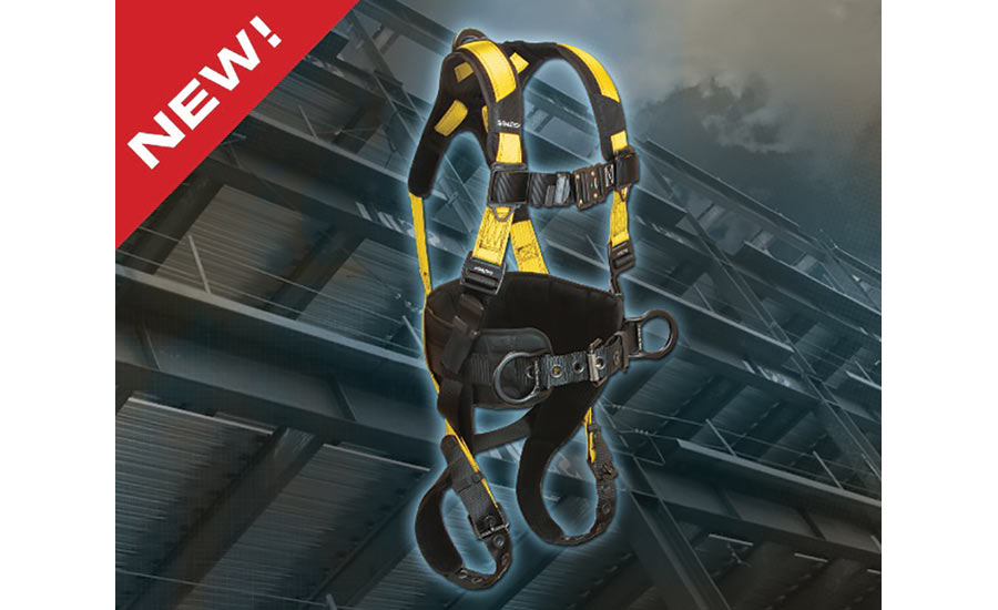 FallTech's Journeyman Flex harness