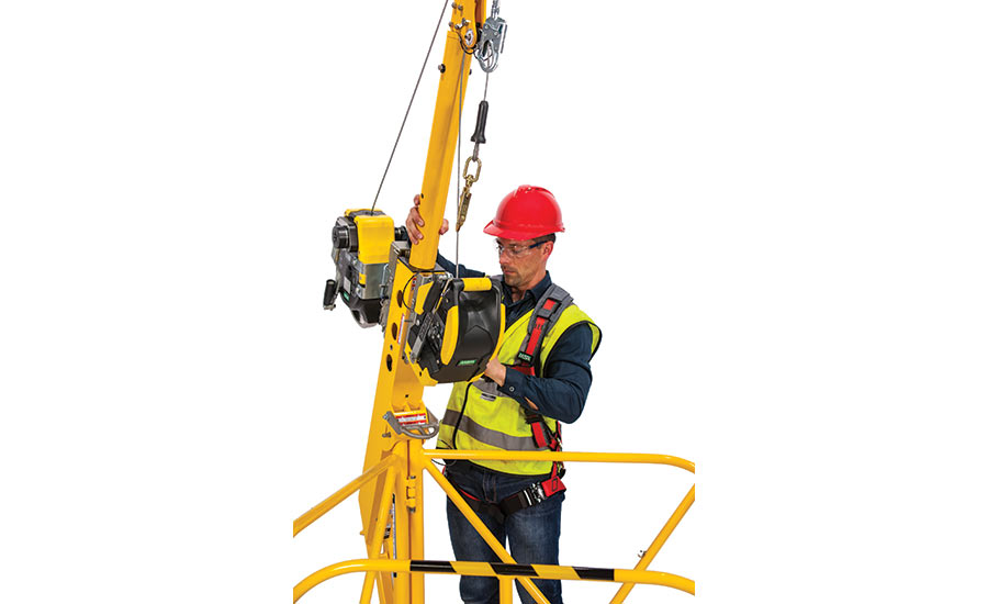 MSA/XTIRPA Confined Space Entry Equipment