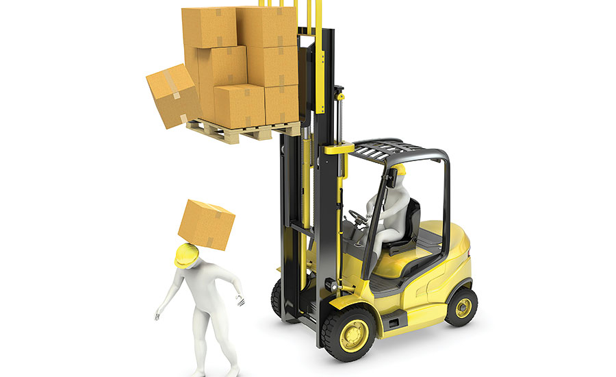 Avoid Costly Forklift Truck Collisions 2016 08 02 Ishn