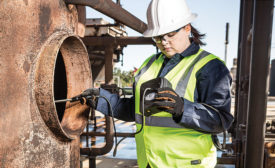 Confined Space Clearance Measurement