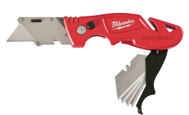 Milwaukee Tool Fastback™ Flip Utility Knife with Blade Storage and Fastback™ Compact Flip Utility Knife