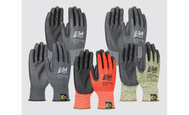 G-Tek® Kev™ gloves with the new Kevlar® Engineered yarns