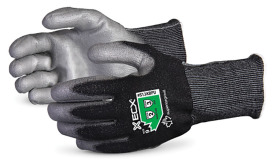 Emerald CX Lite™ nylon and stainless-steel wire cut protection gloves