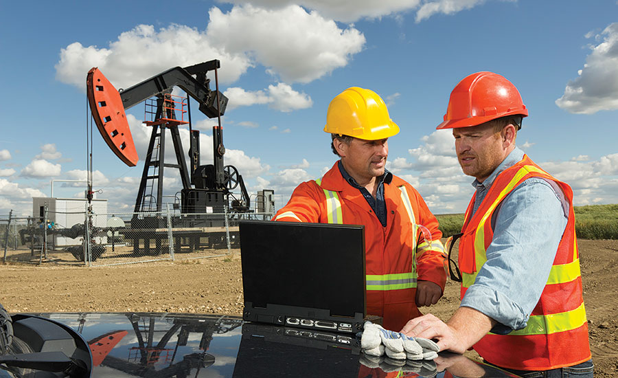 oil and safety industry safety training