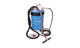 COMBUSTIBLE DUST AIR VACUUMS