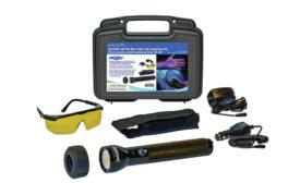 Spectroline's SafetyBlu™ (SB-450) Blue Light Inspection Kit