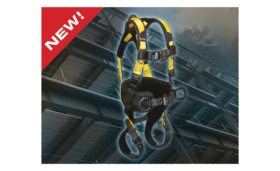 Journeyman Flex harness