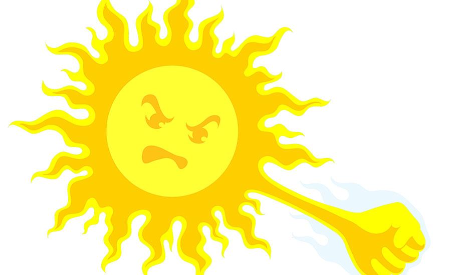 harmful uv rays increase risk of cancer   skin damage clip art waves border clip art waves crashing