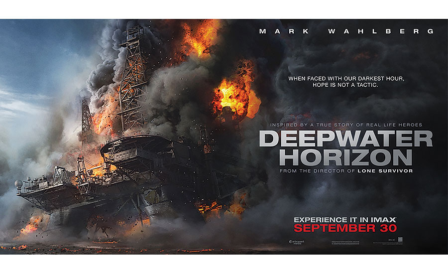 Hollywood's Deepwater Horizon film