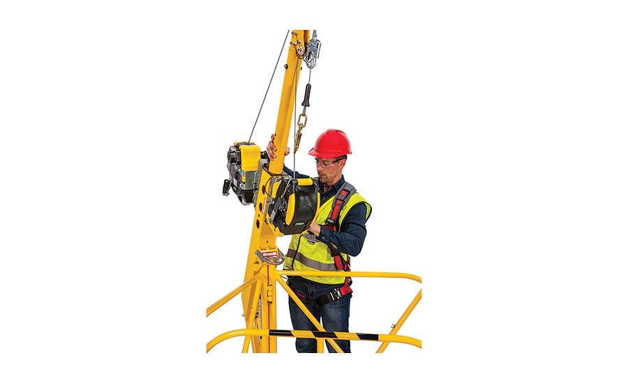 MSA XTIRPA confined space entry systems