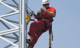 Fall protection training refresher