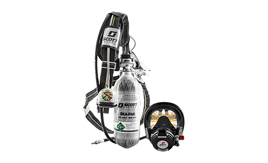 SUPPLIED-AIR RESPIRATOR