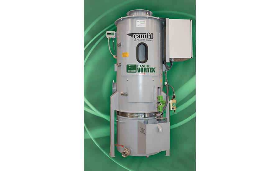 Wet scrubber by Camfil APC   2016-01-04   ISHN