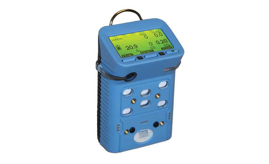 G460 portable atmospheric monitor by GfG Instrumentation