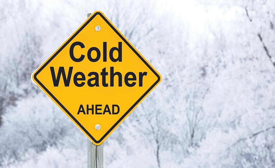 Cold weather safety and preparedness