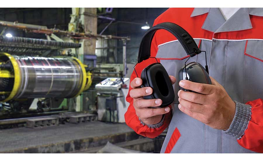 OSHA Occupational noise exposure/Hearing Conservation