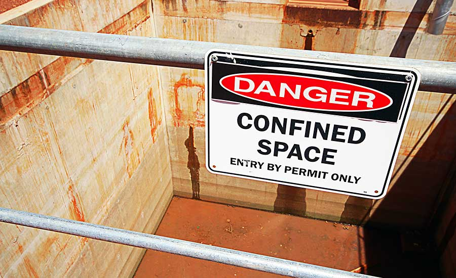 OSHA Permit-required confined space 1910 146 | 2017-01-01 | ISHN