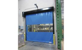 The LiteSpeed™ HZ Dust Protection Door