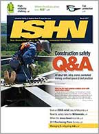 ISHN March Issue COVER 144