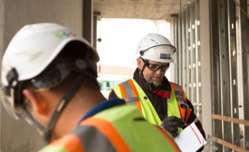 construction worker safety