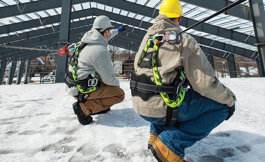 winter hazards for workers