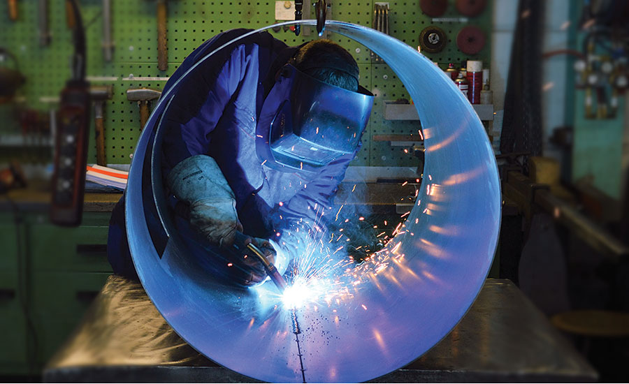 Metalworking dust and fume control