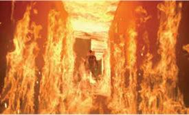 flash fire risks