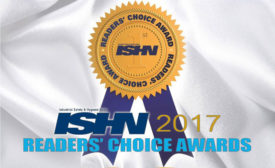 ISHN Readers' Choice Awards 2017