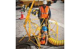 Key confined space training requirements