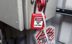 Lockout/tagout methods