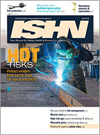 April 2018 ISHN issue