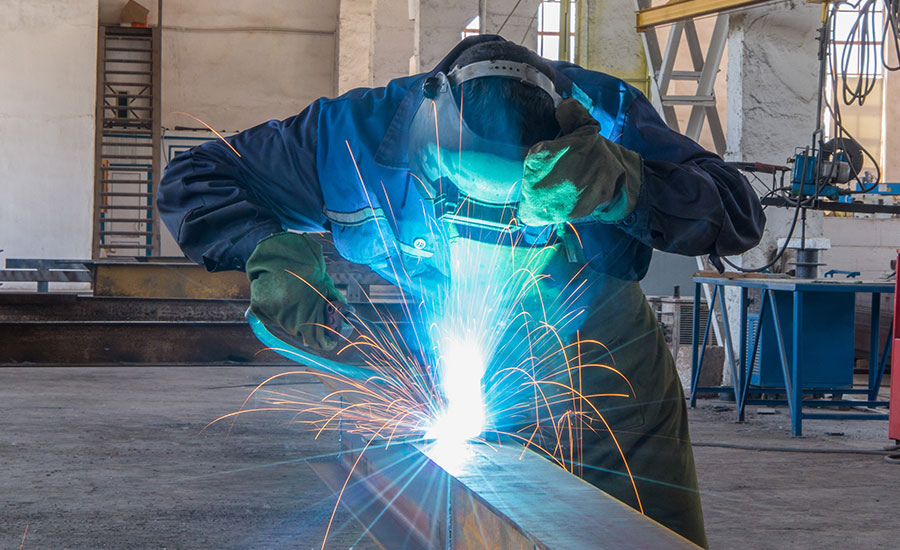 Protect Welders From Burns Heat Uv Rays Electricity 2018 04 01 Ishn