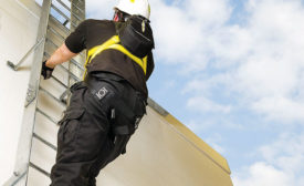 Fixed ladder safety OSHA regulations